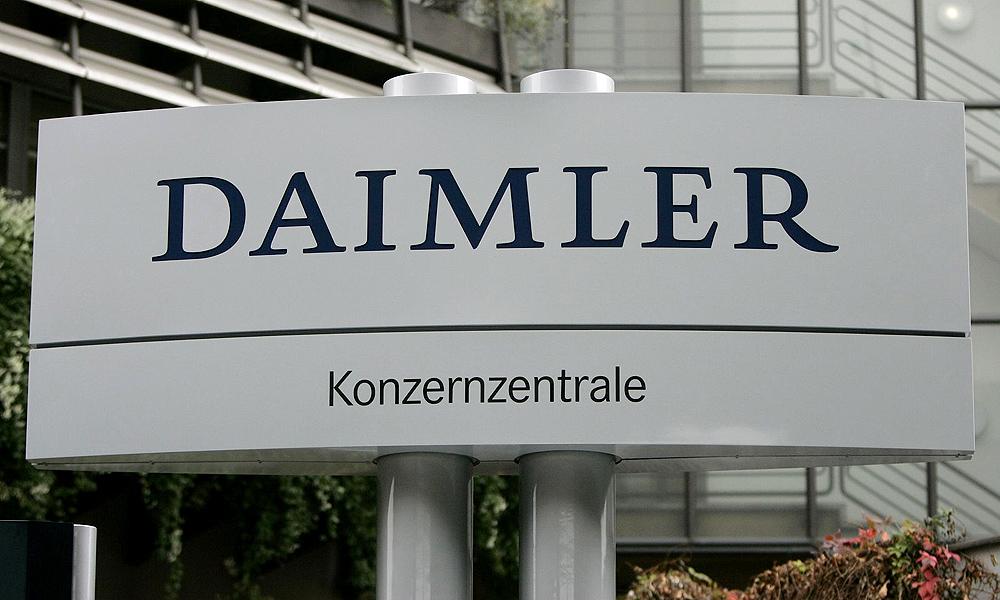 Daimler вносит исправления в Википедию, чтобы улучшить свой имидж
