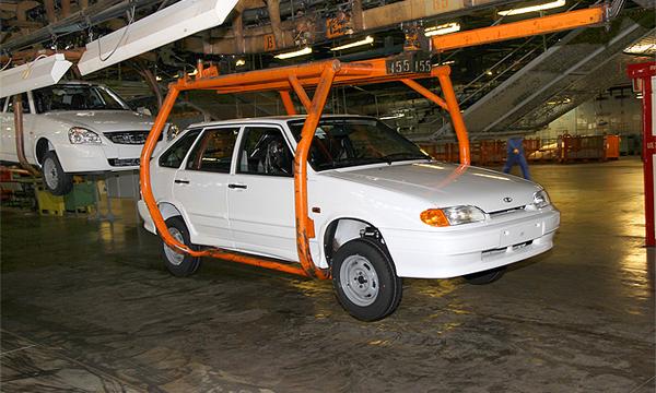 АвтоВАЗ завершил производство Lada Samara