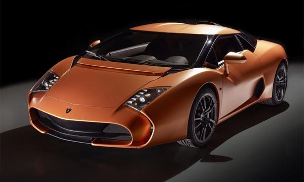 Lamborghini и Zagato создали уникальный спорткар