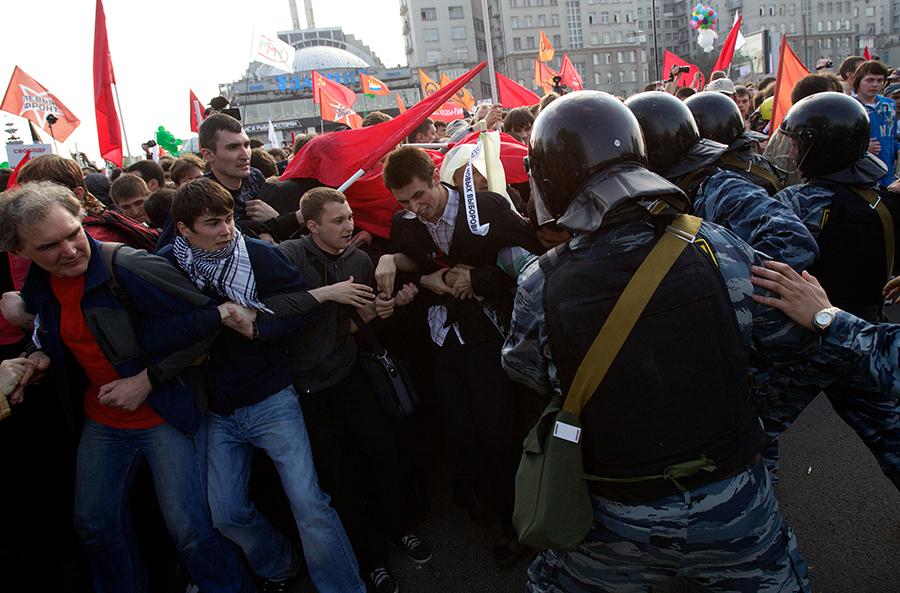 Фото: AP Photo/Ivan Sekretarev