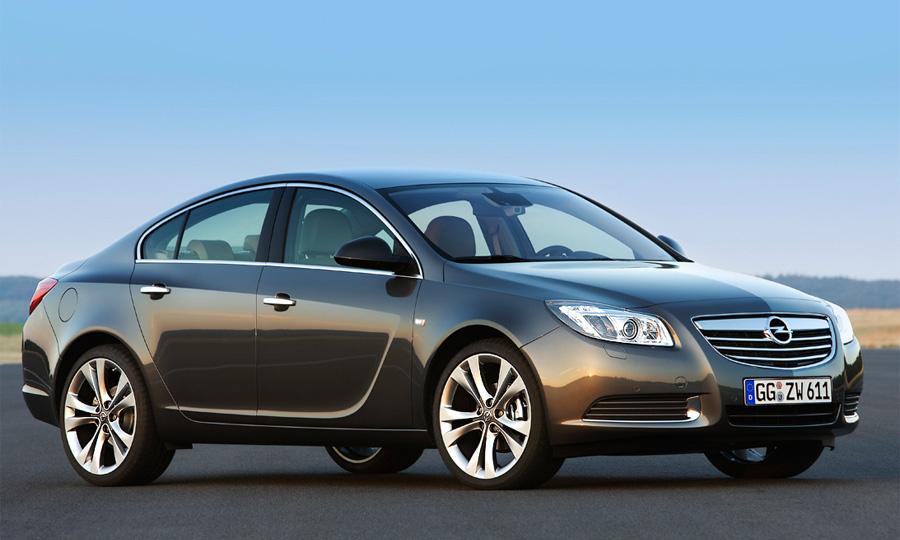 Opel Insignia признан Автомобилем года – 2009