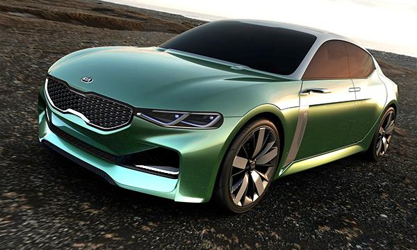 Kia выпустит свой первый спорткар в 2020 году