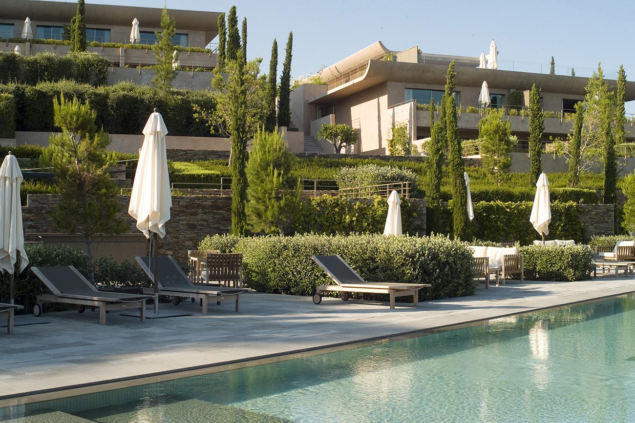Отель La Reserve Ramatuelle