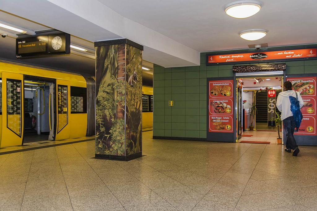 Станцией Германштрассе