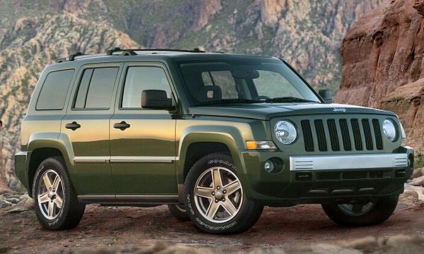 Chrysler начал собирать новый Jeep Patriot