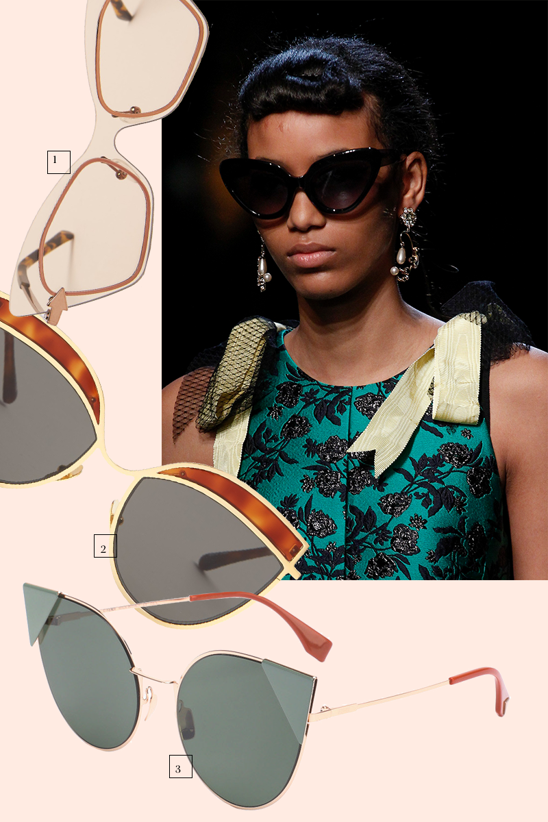 1. Karen Walker Eyewear (Matches Fashion), 13 595 руб. 