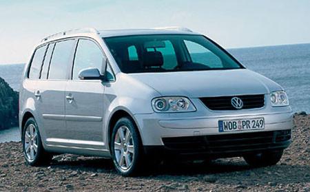 Volkswagen избавит Touran от сажи за 575 евро