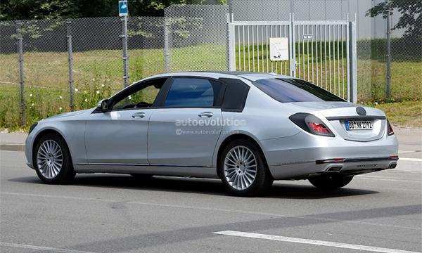 Mercedes выпустит седан за миллион долларов