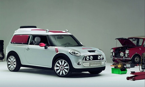 Самый мощный Mini Cooper выставят в Женеве