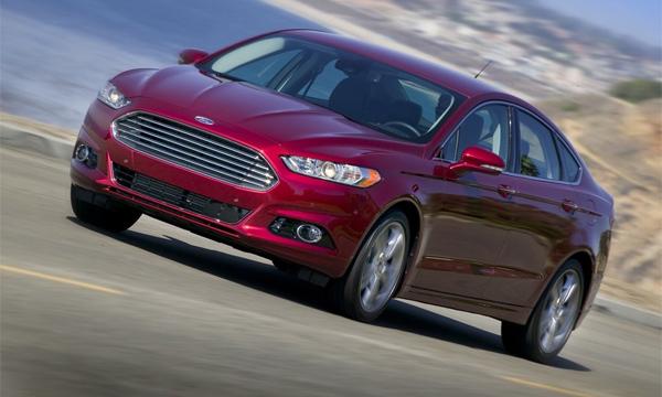 Ford Fusion получит 1,5 литровый мотор в 2014 году