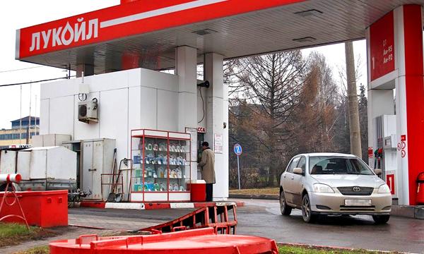 «Лукойл» оштрафовали за некачественный бензин