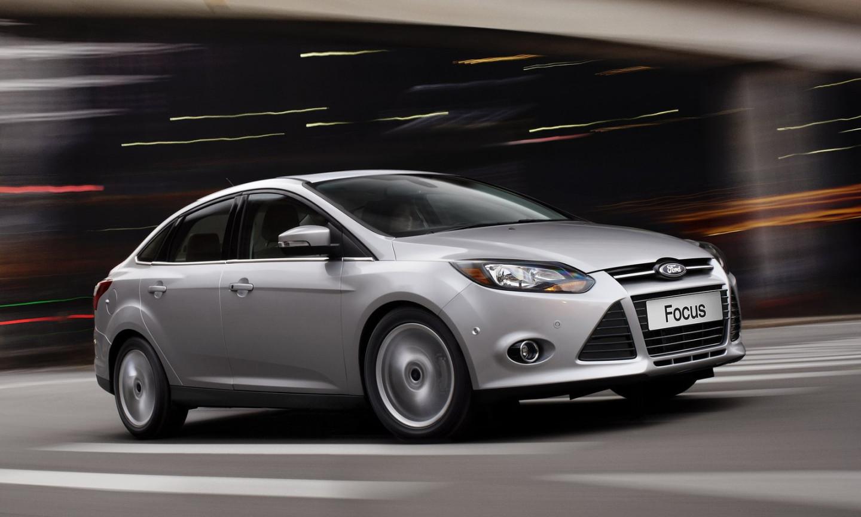 Российский Ford Focus получил увеличенный дорожный просвет