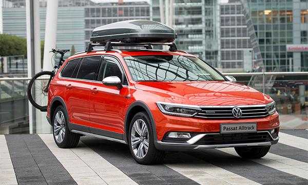 Volkswagen назвал цены на универсал Passat