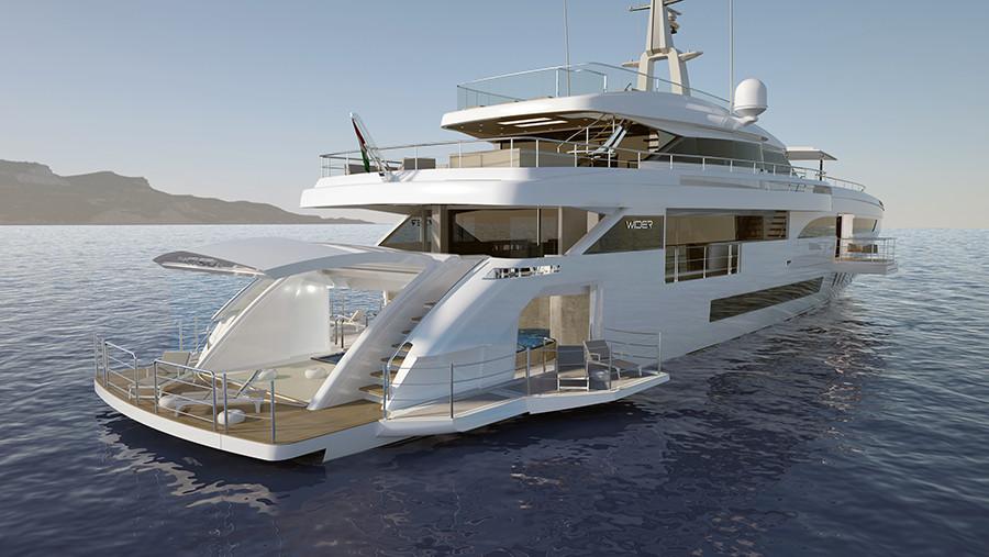 Фото: пресс-материалы Wider Yachts