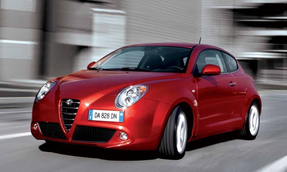 Тест-драйв Alfa-Romeo MiTo: «малыш» с характером