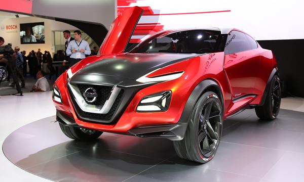 Предвестника нового Nissan Z оснастили гибридной силовой установкой