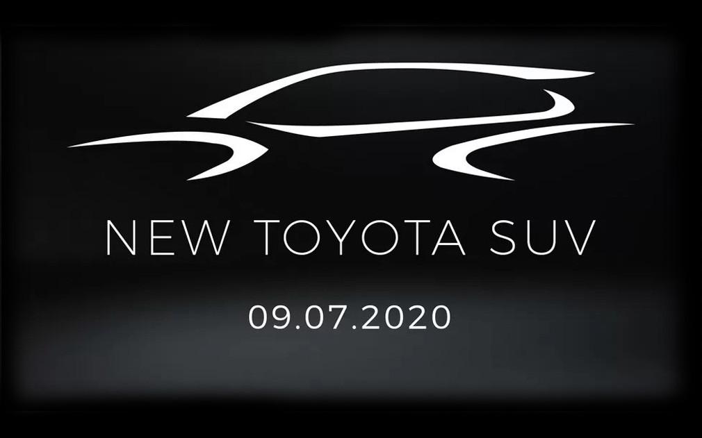 Toyota анонсировала новый кроссовер Corolla Cross