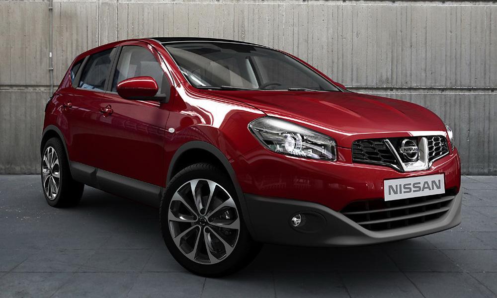 Nissan объявил российские цены на обновленный Qashqai