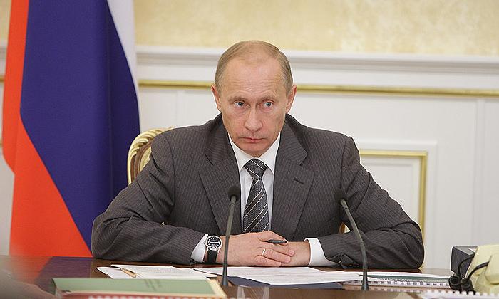 В. Путин потребовал разобраться с ценами на металл для автопрома
