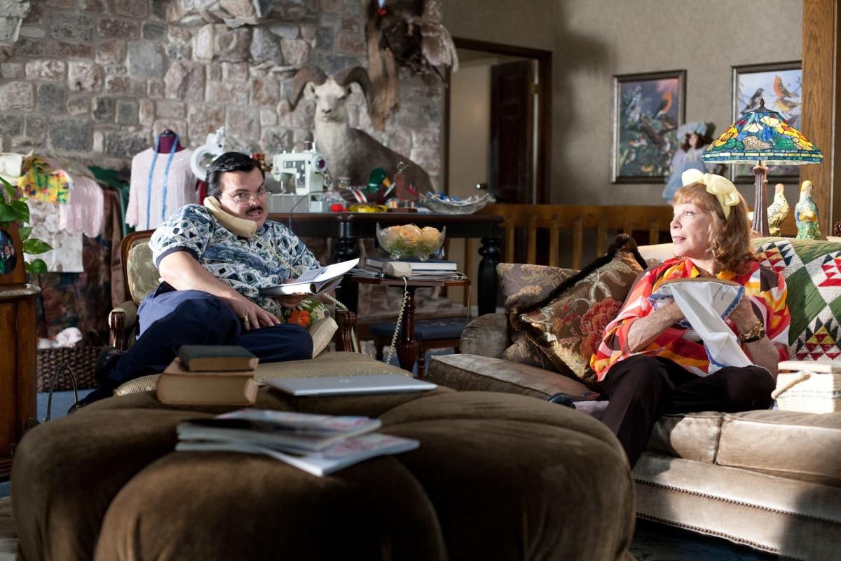 Кадр из фильма«Берни»