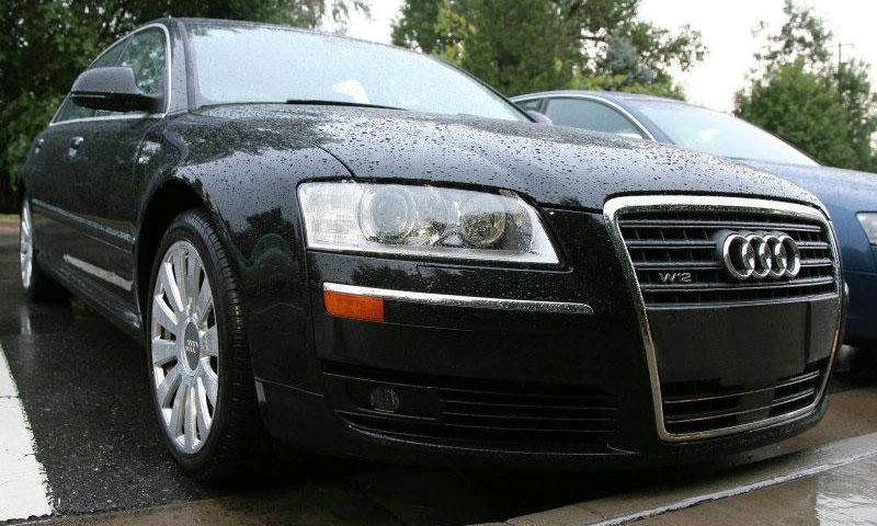 Audi A8 2008