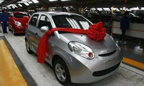 Автокомпания Chery названа Лучшим предприятием Китая