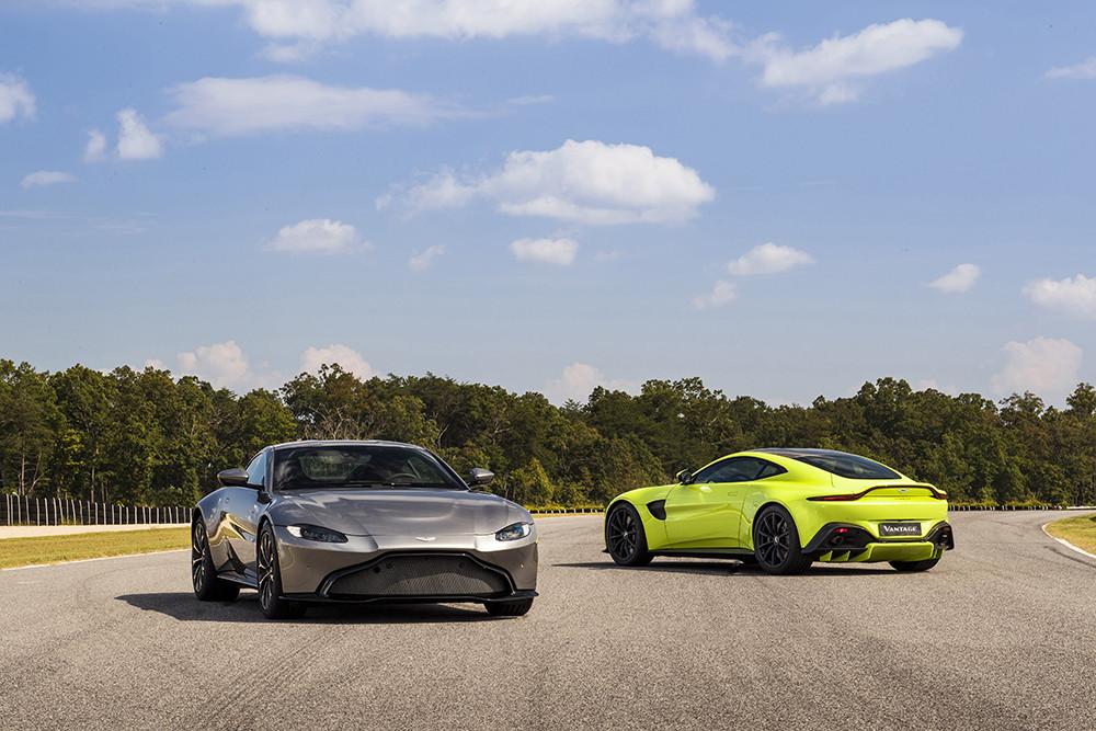 Фото: пресс-служба Aston Martin