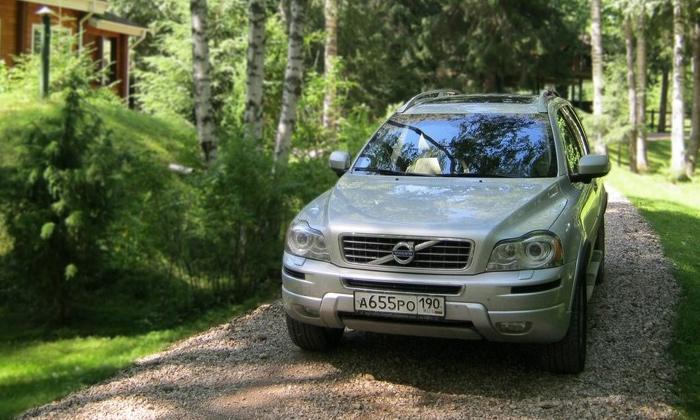 Volvo XC90: «Сарай», который умеет развенчивать мифы