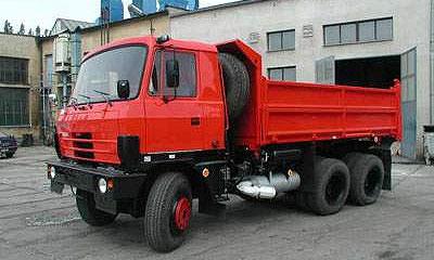 Из московских дворов уберут иногородние грузовики