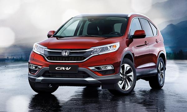 Honda объявила российские цены на обновленный CR-V