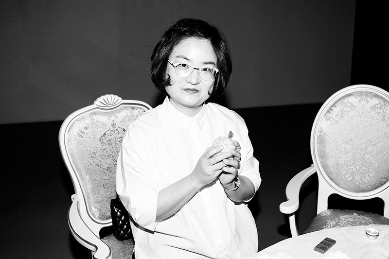 Севон Ким,основательница брендаa;t fox