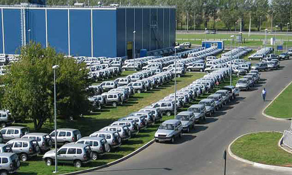 GM-АвтоВАЗ запустил производство новой Niva