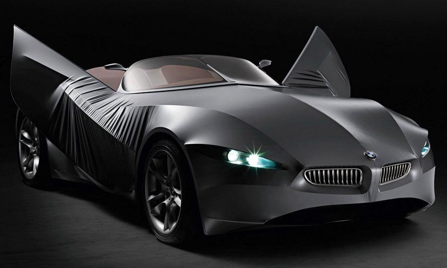 BMW выпускает автомобиль из ткани