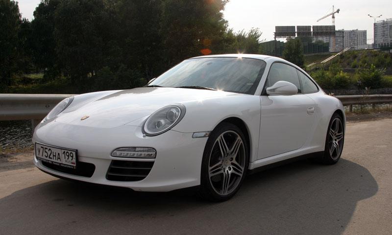 Porsche Carrera 911 из особого мира фанатов