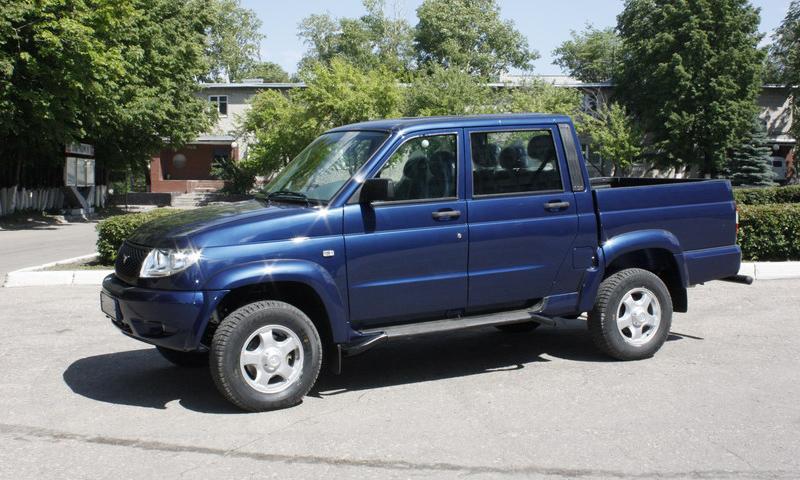 В 2010 году автомобили производства Ульяновского автомобильного завода получат три новых цвета