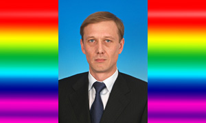 Депутат Госдумы Максим Рохмистров