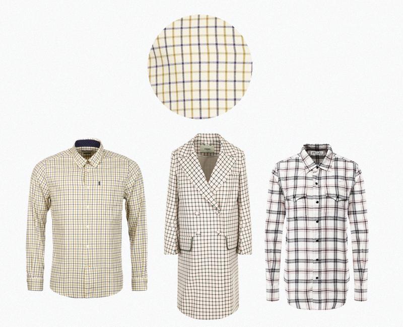 Мужская рубашка Barbour, цена по запросу Женское пальто Fendi (ЦУМ) ₽199 500 Мужская рубашка Saint Laurent (Третьяковский проезд) ₽41 850