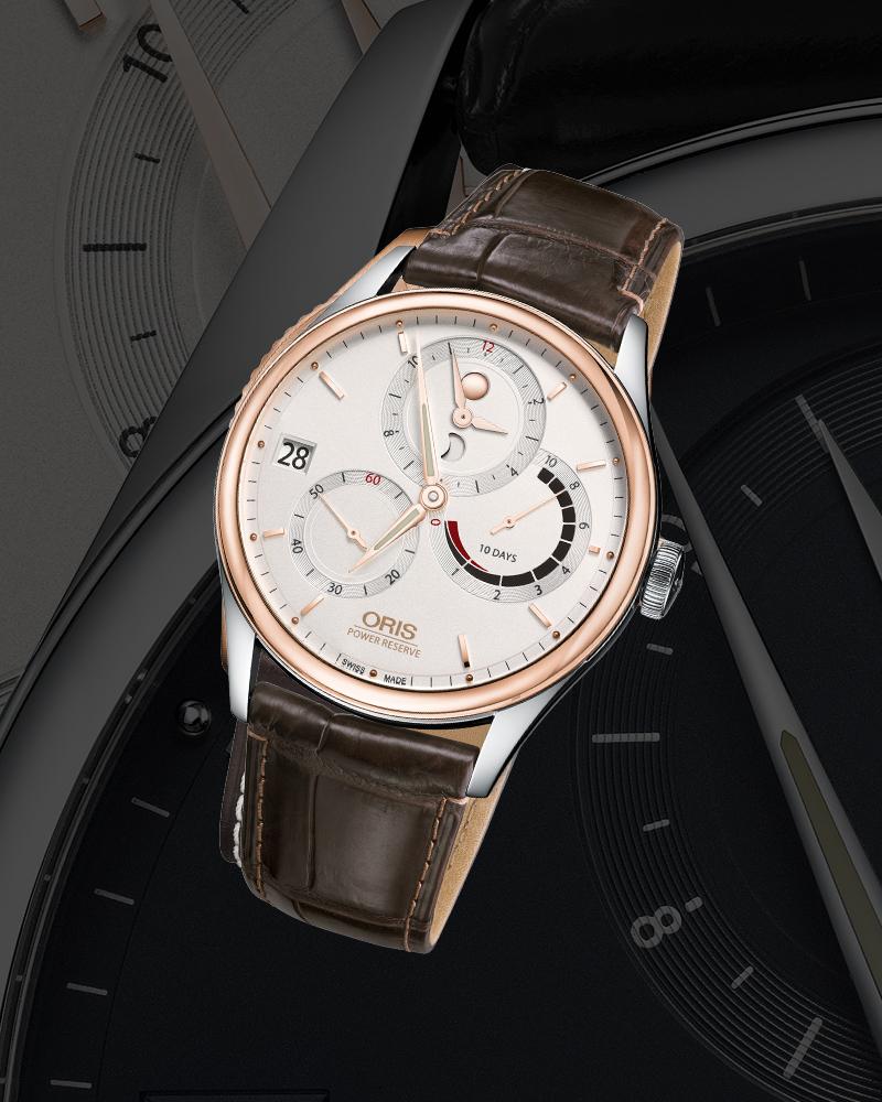 Часы Oris Artelier Calibre 112
