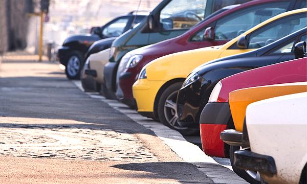 Парковка за Садовым станет платной в июне