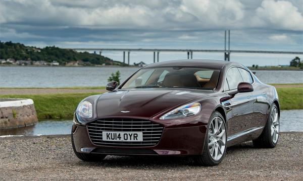 Aston Martin Vanquish и Rapide S получат восьмиступенчатую АКПП