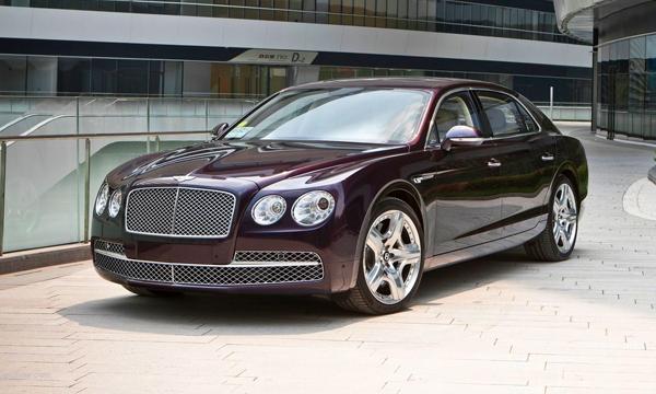 Bentley отзовет автомобили в России из-за угрозы возгорания