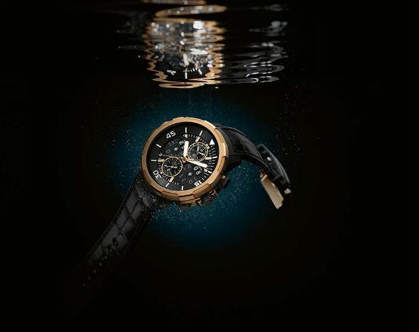 Женевский Салон высокого часового искусства  часы для дайверов и  ультратонкие механизмы    Вещи    РБК.Стиль e3aa42e4318