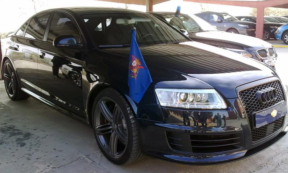 Король Испании Хуан Карлос обзавелся Audi RS6