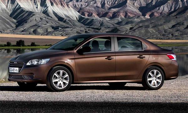 В России начались продажи Peugeot 301
