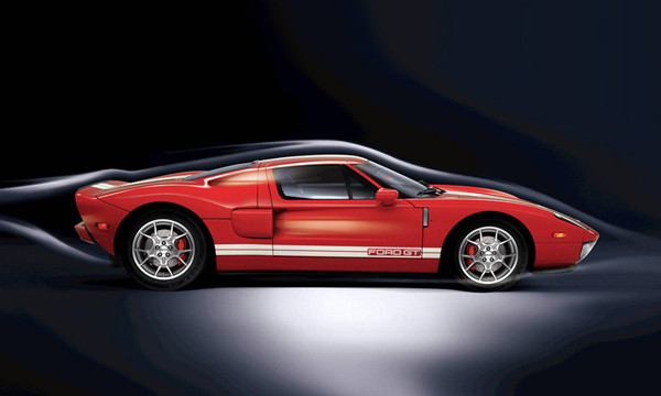 Ford возродит легендарный спорткар GT