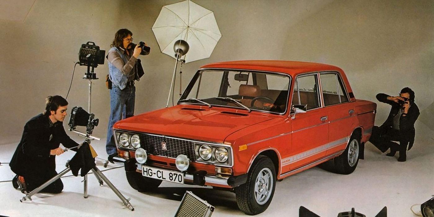 Викторина: как рекламировали машины в СССР