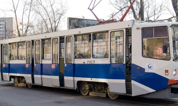 ДТП на шоссе Энтузиастов собрало пробку из 60 трамваев