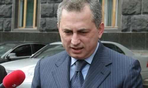 Вице-премьер-министр Украины Борис Колесников