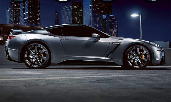 Новый Nissan GT-R получит двигатель от GT-R LM Nismo