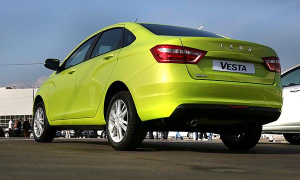 Lada Vesta подготовят к экологическому стандарту Евро-6